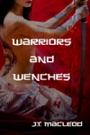 Warriors and Wenches book jacket