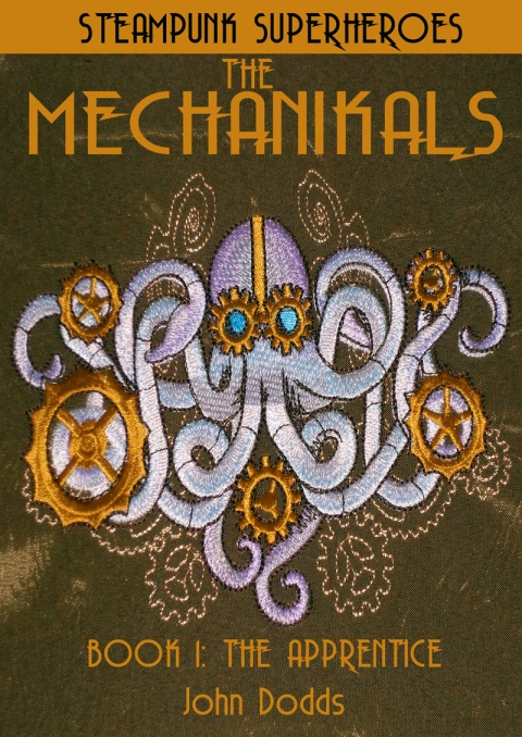The Mechanikals book jacket