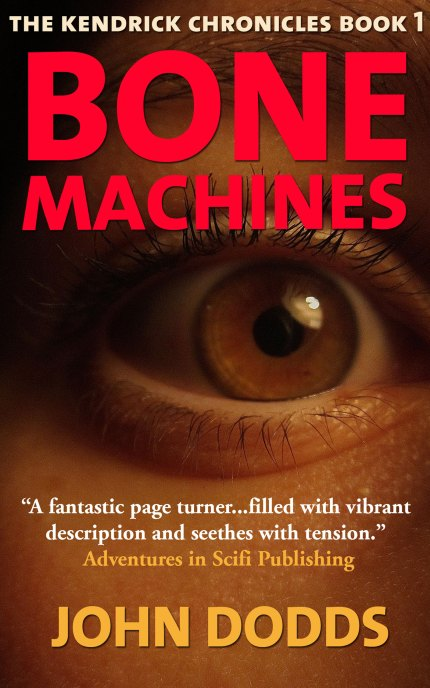 Bone Machines cover