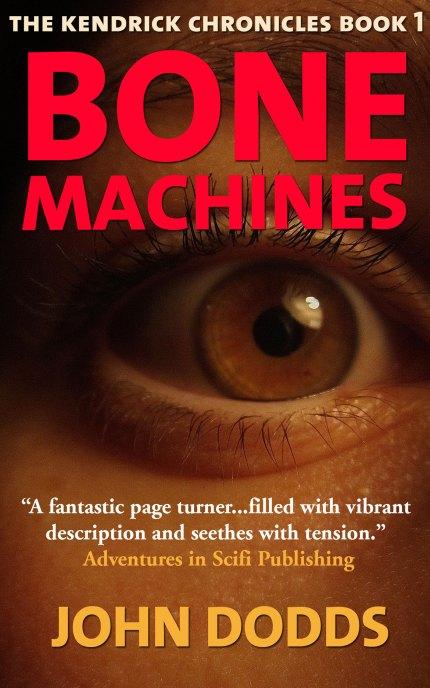 Bone Machines cover